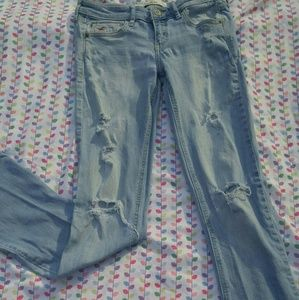Hollister Womans OS Jeans